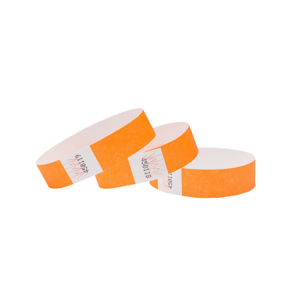 Neon-Orange-Tyvek-Wristbands-03